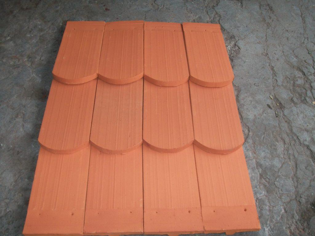Dachówka ceramiczna karpiówka