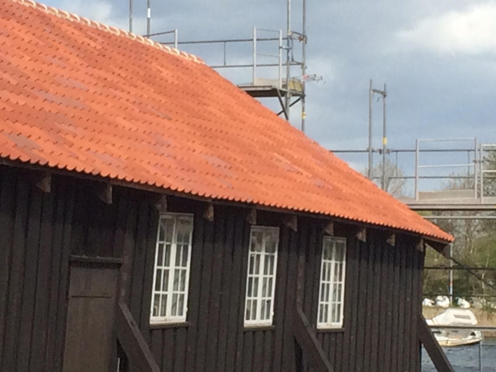 Kaononenboot, Dania