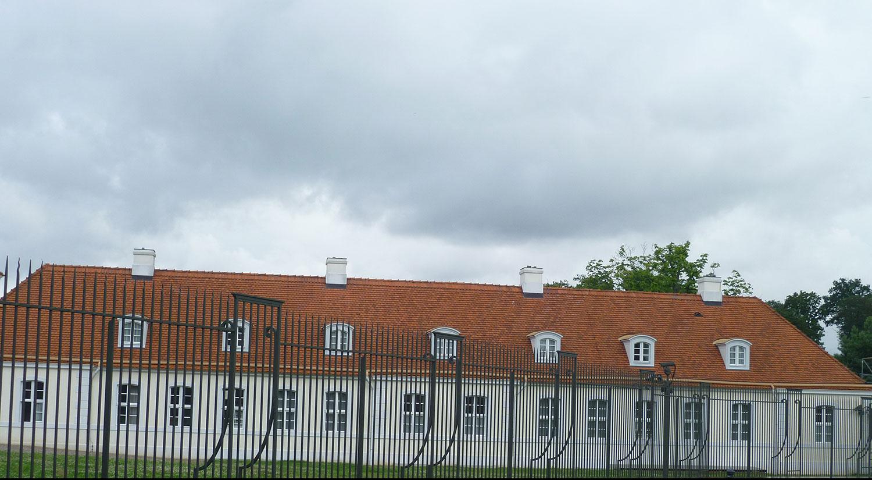 Domki dla gości przy zamku w Messeberg, Niemcy 2