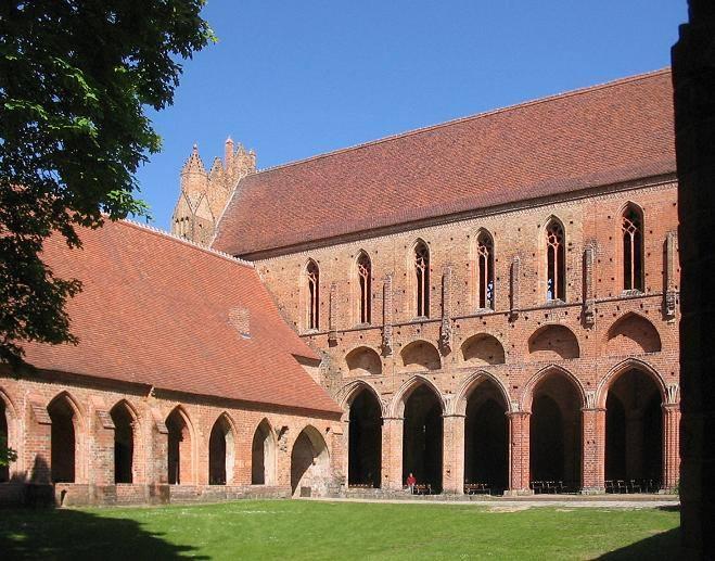 Kloster Chorin, Niemcy