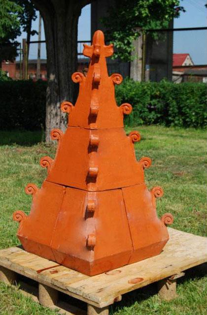 Wieżyczka-dachowa